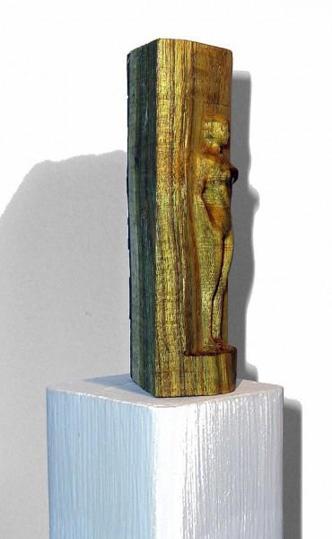 Holzskulptur Bernhard Zimbelmann