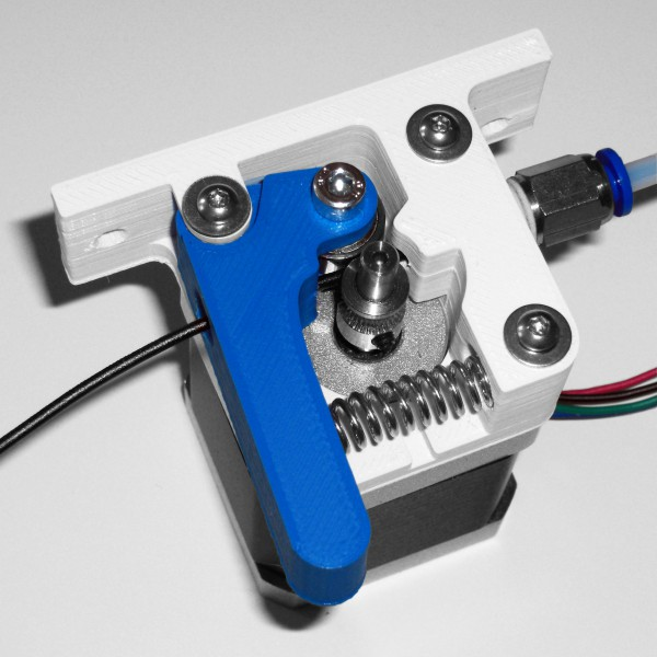 bernis simple bowden extruder