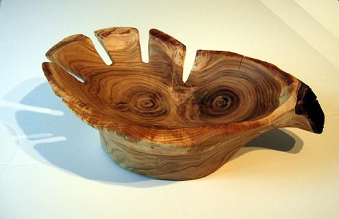 Wooden bowl no. 006