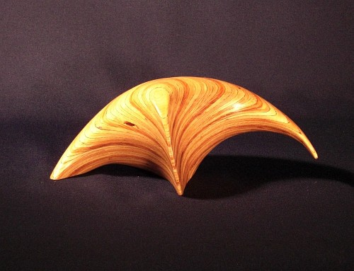 wood sculpture no. 016