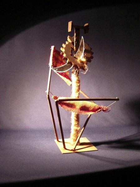 metal sculpture no. 006